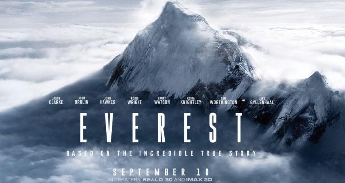 Everest Kritik