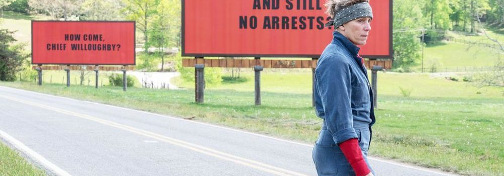 Three Billboards Outside Ebbing, Missouri | Kritik / Review (Oscars 2018)